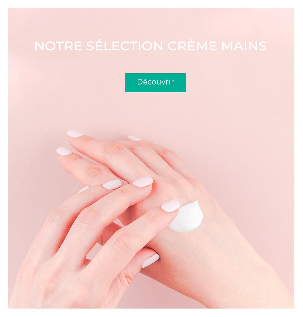 Sélection Crème mains
